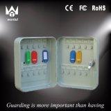 Electronic Safe Cabinet for Many Keys Storage and Management