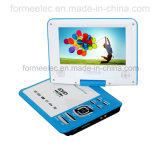 7 Inch LCD Portable DVD Player with TV Game Radio