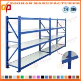 Durable Metal Middle Duty Warehouse Shelves Iron Storage Rack (Zhr132)
