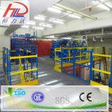 Steel Mezzanine Floor Warehouse Storage Rack
