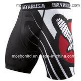 Branded Recast Series Compression Shorts - Large - Black/White