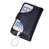 Wholesales Wallet 8500mAh Portable Mobile Power Bank for Mobile Phone