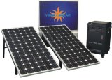 500W Solar Power Energy Home Generator System with Solar Panel