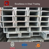Galvanized Channel Steel Bar with 200*75*9mm (CZ-C67)