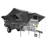 off Road Forward Folding Camper Trailer with Kitchen