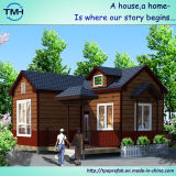 Prefabricated Light Steel Frame House in Tiny Design