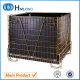 Lockable Pet Preforms Wire Storage Container