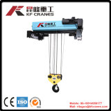 Electric Wire Rope Hoist for Lifting Goods in Workshop