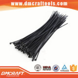 Mountable Head Cable Ties UV Black Double Locking Cable Ties