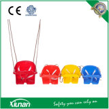 Molded High Back Plastic Infant Swing Chair