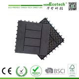 Outdoor WPC DIY Decking Tiles