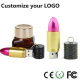 Promotion Gift Lipstick U Disk with Custom Logo Freely