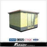Minisub Kiosk Electrical Substation Outdoor Kiosk