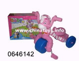 Kids Ride on Car Cartoon Horse Bicycle (0646142)