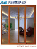 Factory Price Aluminum Sliding Door with Tempered Glass