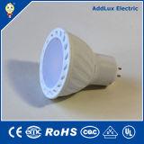 SMD 220V AC GU10 3W Cool White LED Spotlight