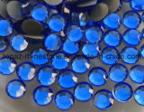 Cheap China Hot Fix Rhinestone for Decorate (SS10 capri blue/A Grade)