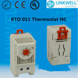 Compact Temperature Controller Nc Thermostat with CE Certificate for Electrical Control Cabinet (KTO011)