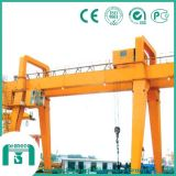 75 Ton Double Girder Gantry Crane