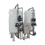 30000 Lph Water PLC Control Automatic Active Carbon Filter