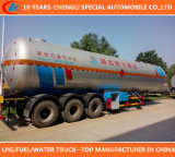 China Manufacturer Competitive Price 3 Axle 50cbm LPG Tank Trailer