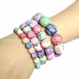 Charm Clay Beads Bracelet Jewelry for Man and Woman