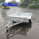 Utility Hot-Dipped Galvanized Single Axle Box Trailer (SWT-BT64-L)