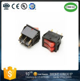 Contacts Two Cat Eyes Switch Point Lamp Switch
