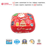 Series Biscuit Candy Food Grade Festival Fashion Decoration Packing Tin Box