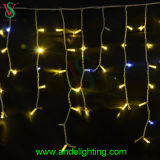 Connectable LED Icicle Lights for Christmas Decorations