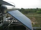 Low Pressure Domestic Evacuated Tube Solar Water Heater