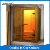 2017 Hot Sale Luxury Personal Sauna Bath Room/Home Saunas Prices/Wood Sauna Room