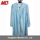 Wholesale Children Graduation Gown Only Shiny Sky Blue
