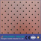 Studio Wooden Perforated Acoustic Wall Boards