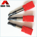 HRC55 Hardness Good Ball Nose End Mill for Cast Iron