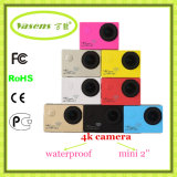 Colorful Waterproof Action DV 4k 24fps Sports Camera