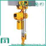 Long Working Life 5 Ton Electric Chain Hoist