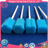 Medical Oral Care Swabsticks Foam Sponge Swab