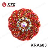 High Quality Fashion Crystal Embellishment Rhinestone Applique