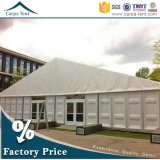Modular and Movable Design Large Trade Show Tent Big Exhibition Tent with Solid ABS Panel Walls