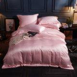 Cheap Home Textile Microfiber Satin Silk Bedding