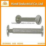 Ss 304/410 Slot Head Binding Post Screw
