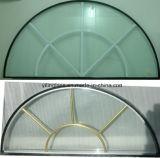 Double Glazed Panel with Cross Bar