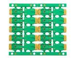 8 Layers HDI Rigid Circiuit Board with 20u′′ Gold Finger