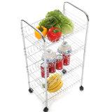 Vegetable Rolling Storage Cart (JP-SC984C)