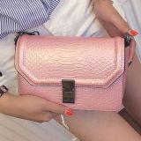 Crossbody Purse Shoulder Bag Factory Price Ladies Handbags Snake Candy Color Bags Sy7766