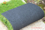 Four Tones Plastic Grass with SGS Certification