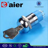Daier High Quality K19-05 Key Selector Switch