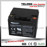 12V40ah Gel Battery for UPS, Solar Power System