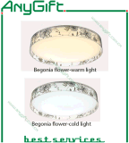 Artistic Design LED Ceiling Lighting-AG-Cl-01 (begonia flower, morden design)